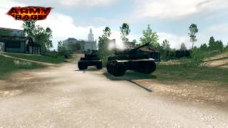Army Rage - Official Gameplay Video(Tank Wars)