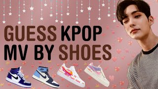 KPOP GAMES | GUESS KPOP MV BY SHOES PT.2