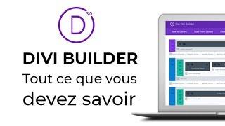 [TUTO] Tout ce que vous DEVEZ SAVOIR sur le BUILDER DIVI (Formation DIVI 2018)