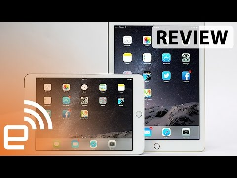 Review: IPad Air 2 & IPad Mini 3 | Engadget