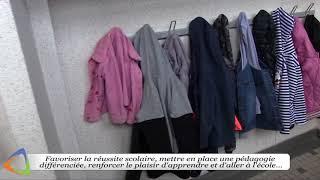 Rentrée scolaire 2018-2019 à Avallon(89)