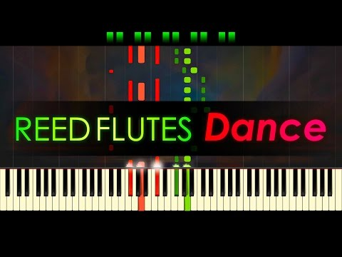 Dance of the Reed Flutes (Piano) // TCHAIKOVSKY