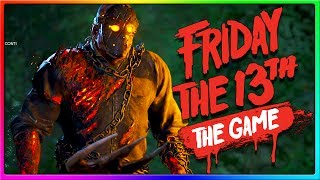 THE BEST COUNSELOR IN THE GAME | Friday the 13th Game Jason and Counselor Gameplay