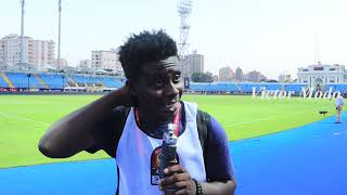 AFCON 2019 Stand up for Nigeria vs Guineapresser and mixed zone roundup