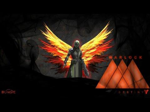 "Destiny Warlock Level 26 ""FIREBORN"" Unlocked!"
