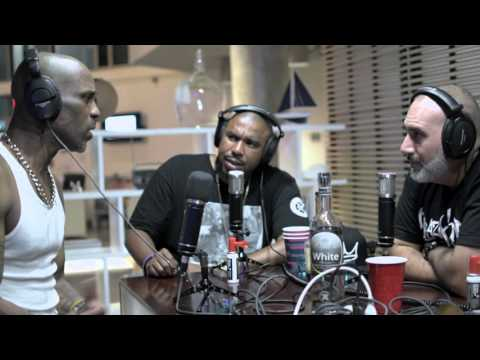 DMX talks about Puff and Jay Z on Drink Champs Podcast