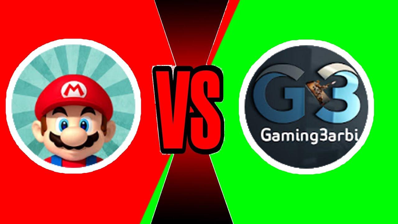 اقوى مقارنة فى اليوتيوب بين solom و Gaming3arbi العاب بالعربى🔥