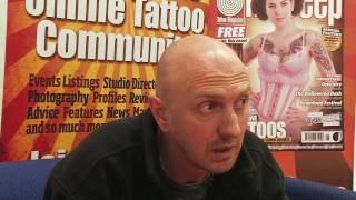 Andy Engel Interview - bigtattooplanet.com