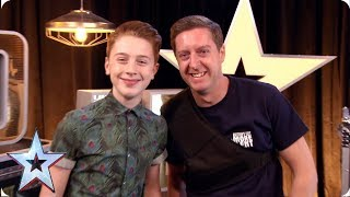 Is this Kerr James' long lost Dad?! | Auditions | BGMT 2019