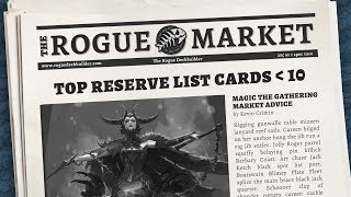 Top 10 Most Played Reserve List Cards Under $10 for Commander