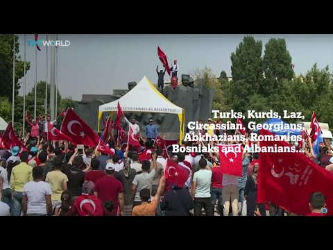 Recap of the failed coup in Turkey