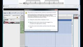 drum notation programming