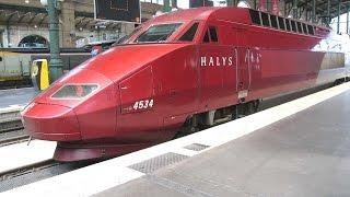 Thalys | trip report | Paris-Nord to Brussels-Midi