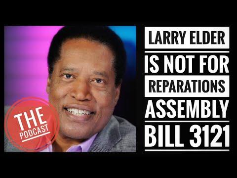 Larry Elder Is Dangerous For California And Specially Dangerous For Black Californians