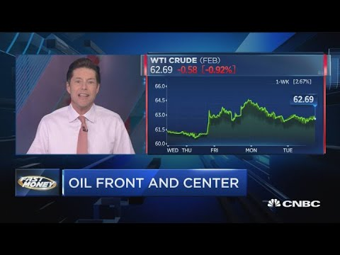 Drilling Down On Crude Oil