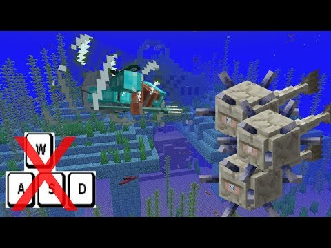 How To Raid An Ocean Monument In Minecraft Without Swimming