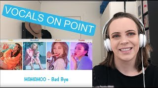 Download Lagu MAMAMOO(마마무) - Bad Bye | REACTION