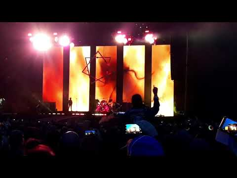 None - Check Out Tool Performing At The Download Festival Over The Weekend