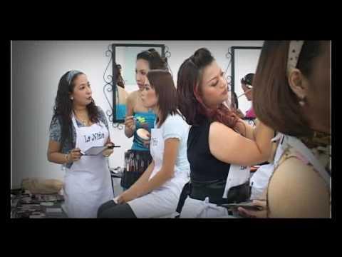 lanina day trang diem makeup school