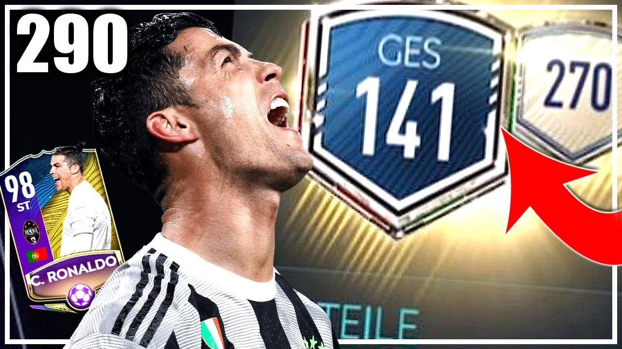 MEIN 141er TEAM!! 😱🔥 FIFA MOBILE 20 #290