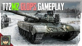Armored Warfare: T72M2 Glops Gameplay #armoredwarfare #t72m2 #glops