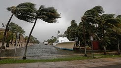 Live view of Hurricane Irma from Ft. Myers