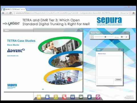 TETRA & DMR Tier 3: Which Open Standard Digital Trunking is Right for me?