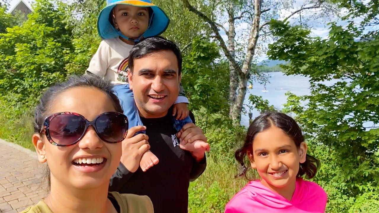 Vardaan's First Camping Trip | Vlog 41 | Lalit Shokeen