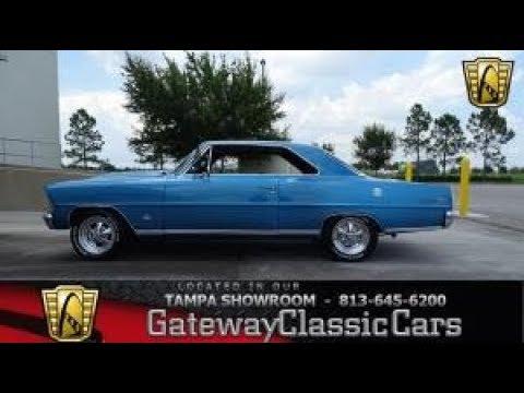 1230-TPA 1967 Chevrolet Nova SS