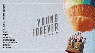 [방탄소년단 커버보컬팀 방탄하숙집] 방탄소년단 (BTS)- Young Forever (영포에버) cover