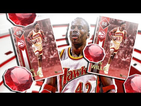 THE MOST WTF MOMENT I HAVE SEEN! THE BEST RUBY BIG MAN IN 2K! NBA 2K18 MYTEAM KEVIN WILLIS GAMEPLAY.