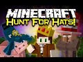 Minecraft COLLECTABLE HATS MOD Spotlight! - Hunt Mobs To Find Em All! (Minecraft Mod Showcase)