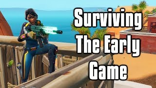 surviving the early game arena tips and tricks fortnite battle royale