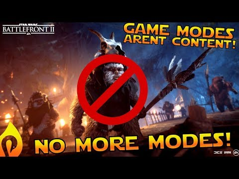 DICE Needs To Stop Making Game Modes For Star Wars Battlefront 2! thumbnail