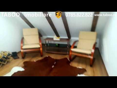 Penthouse de lux cu 3 dormitoare de inchiriat Calea Cisnadiei Sibiu