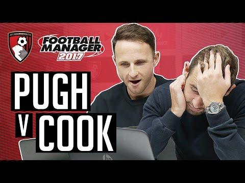 FM17: Cooky rage quits again!? (Marc Pugh v Steve Cook)