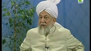 Liqa Ma'al Arab 28 April 1998 Question/Answer English/Arabic Islam Ahmadiyya