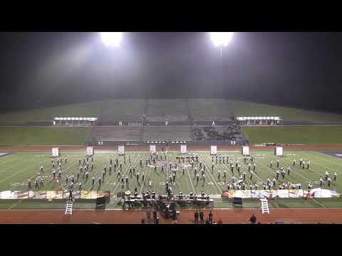 Tyler Lee HS Marching Contest 2018