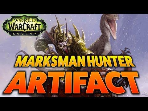 Clandestine Operation | Marksmanship Hunter Artifact Weapon Guide #Hunter #Warcraft #Gaming