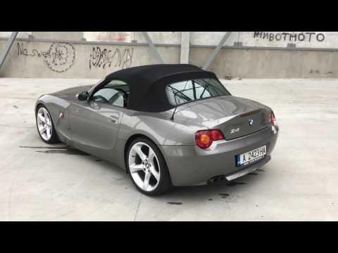 BMW Z4 soft top coding key