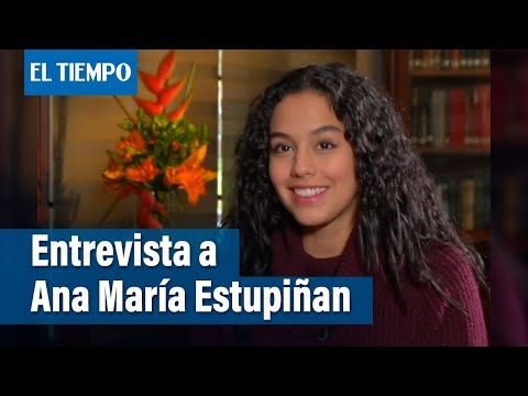 Entrevistas con María Beatriz Echandía: Ana María Estupiñan   EL TIEMPO Televisión