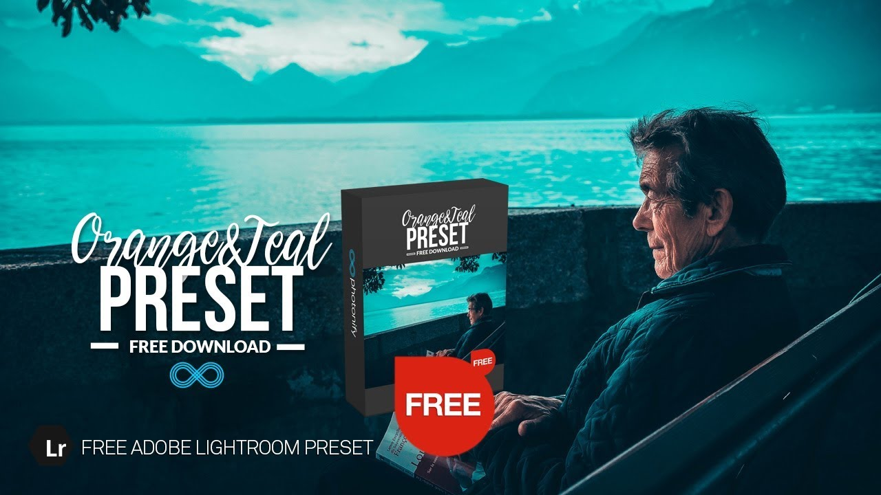 Free Orange Teal Lightroom Preset By Photonify
