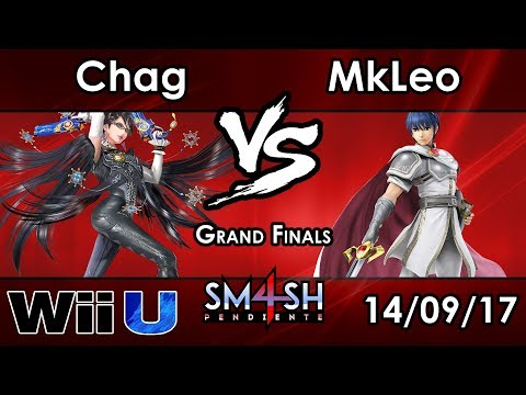 SP100 | HY | Chag (Bayonetta) Vs. EchoFox | MVG | MkLeo (MKnight, Marth) - Grand Finals - Smash 4