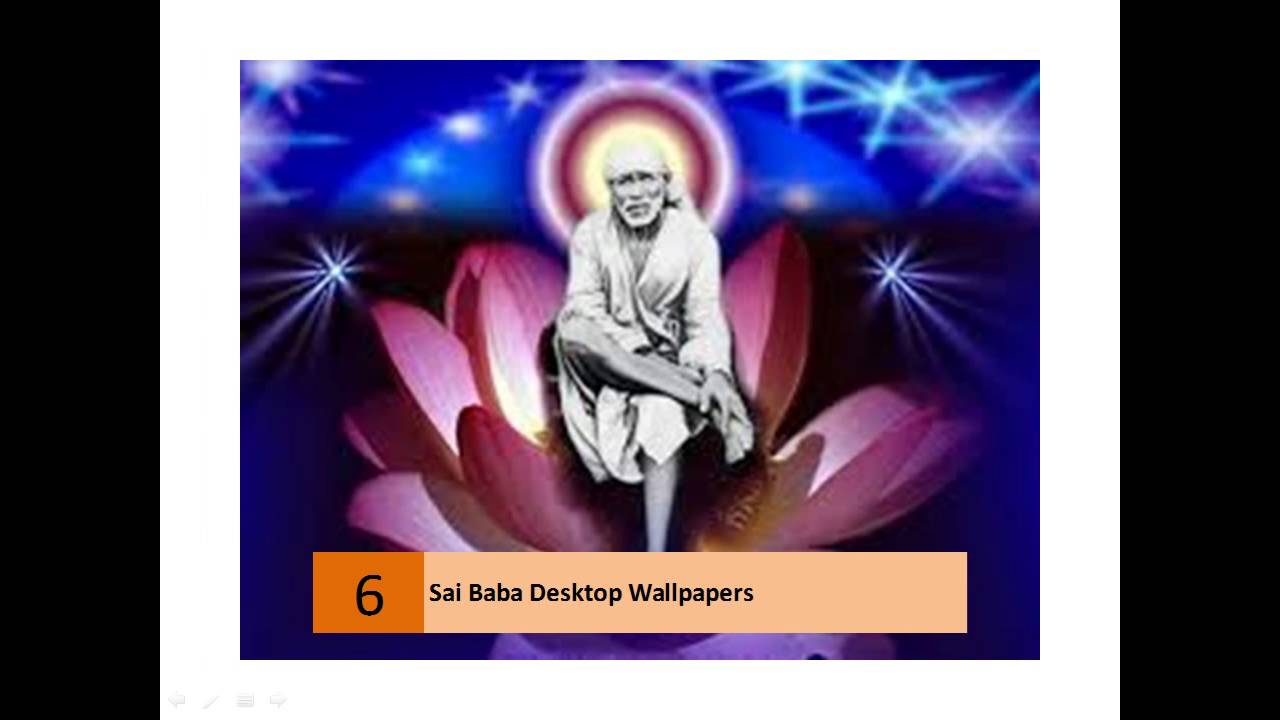 Shirdi Sai Baba Exclusive Wallpapers Youtube