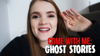 Come with me : Ghost Stories (2017) | Horror movie review