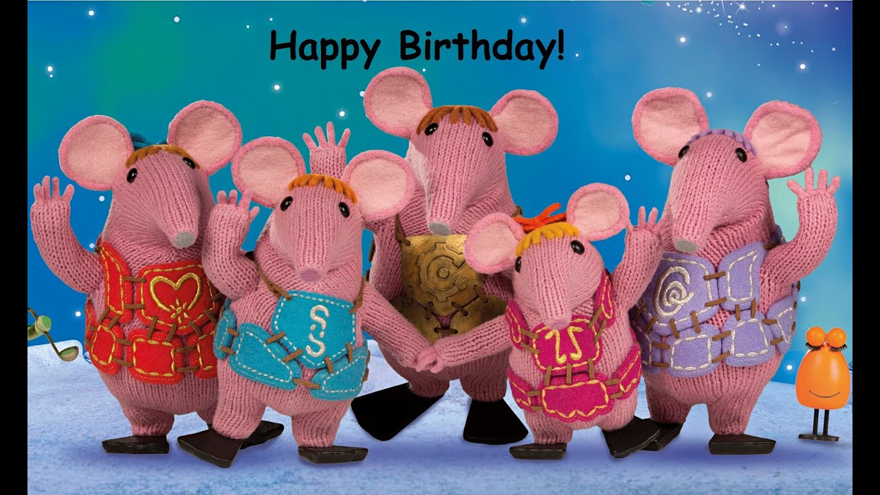 The Clangers Happy Birthday Song