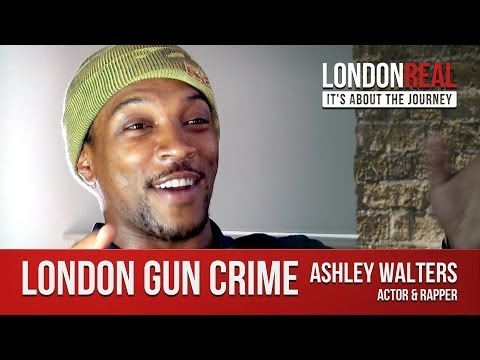 Why I Carried a Gun - Ashley Walters | London Real