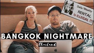 Gambar cover BANGKOK NIGHTMARE | AIRBNB IS ILLEGAL IN BANGKOK | THAILAND  VLOG #001