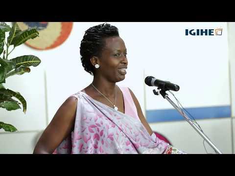 Imigabo n'imigambi ya Meya mushya w'Umujyi wa Kigali,  Rwakazina Marie Chantal
