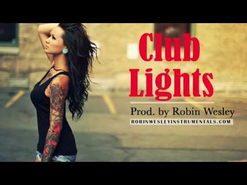 Club Hiphop R&B Instrumental Beat 2017 x 'Club Lights' (Kid Ink Type Beat 2017)